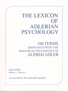 The Lexicon of Adlerian Psychology Book Cover